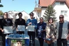 Mladež dijelila prigodne uskrsne pisanice u Gajnicama