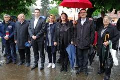 """Kandidati """"Plave skupine"""" u obilasku gradske četvrti Podsused-Vrapče"""