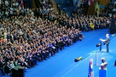 Predizborni skup HDZ-a i EPP-a u Ciboni