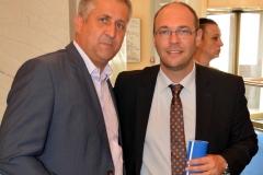 Zoran Čogelja i Davor Ivo Stier