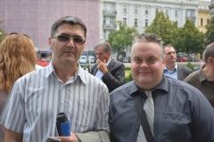 Zoran Piličić i Damir Ivanda