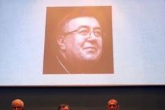 Zoran Piličić na predstavljanju Kronike kardinala Vinka Puljića
