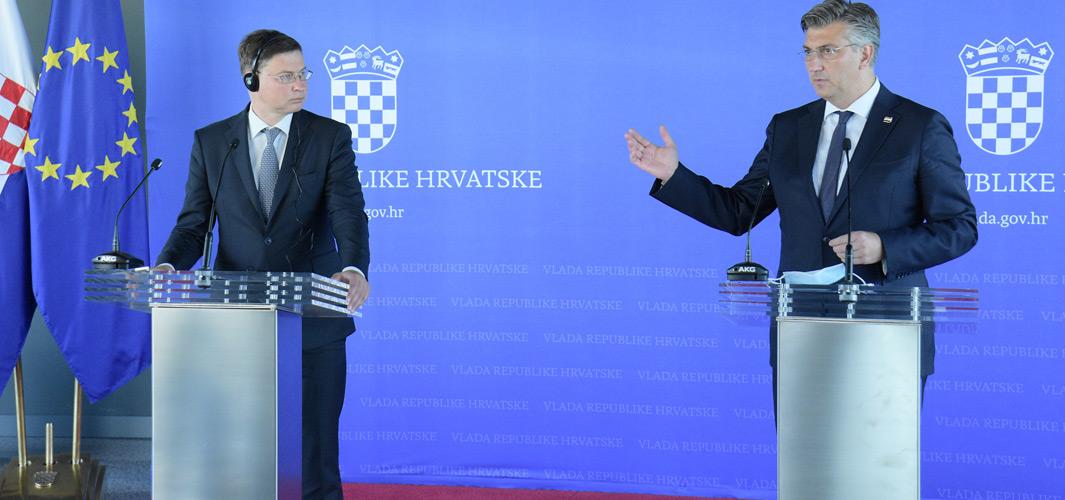 Hrvatska 1. siječnja 2023. spremna za eurozonu!